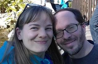 Tim and Rebecca Hoppe